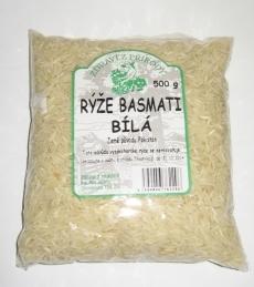 Rýže basmati bílá Zdraví z přírody 500g
