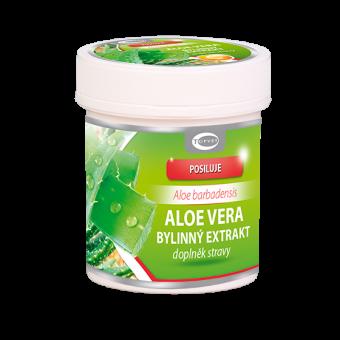 Aloe vera bylinný extrakt