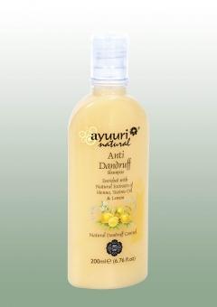 Šampon proti lupům 200ml AYUURI - FUDCO