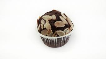 Muffin čoko s mandlemi bezlepkový 40