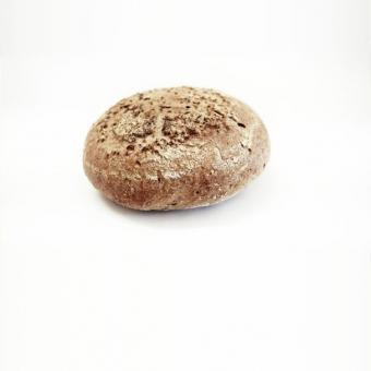 Bezlepkový kváskový chléb 350 gramů Věrnost se vyplatí. Původní cena 79,-
