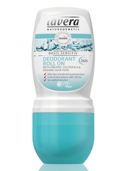 Lavera Basis Kuličkový deodorant 50ml