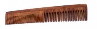 Hřeben z palisandrového dřeva – dvojitý