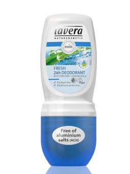 lavera Osvěžující deoroll-on Fresh 24h 50ml