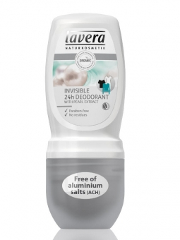 lavera Osvěžující deoroll-on Invisible 50ml
