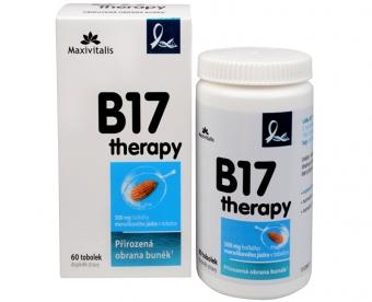 Maxivitali B17 therapy 60tbl 38,2g