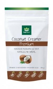 Kokosová pochoutka do kávy