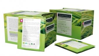 Zelený ječmen BIO - porcovaný 60g AKCE