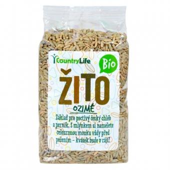 Žito ozimé 500 g BIO COUNTRY LIFE