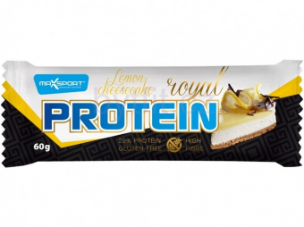 ROYAL PROTEIN DELIGHT Lemon cheesecake 60g
