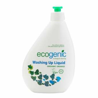 ECOGENIC přípravek na mytí nádobí s pomerančem 500 ml