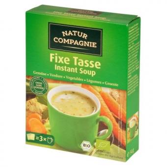 Polévka instantní zeleninová 54 g BIO NATUR COMPAGNIE